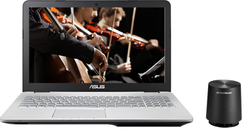 Asus Laptop review In2Sound