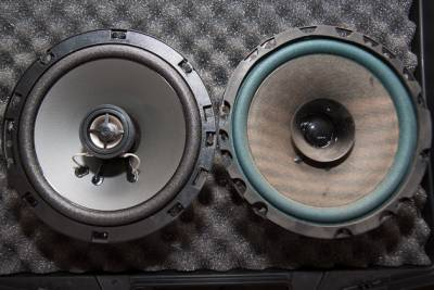 originele autospeaker vs aftermaked|DLS|leasing
