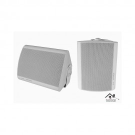 DLS MB5i, 2-weg all weather speakers, wit